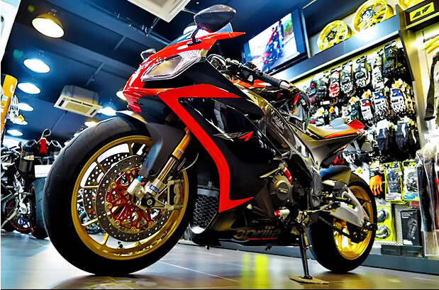 APRILIA RSV4 Factory APRC-ABS Upgrade Parts 升级