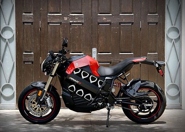 最接地气的未来!BrammoEmpulse摩托车