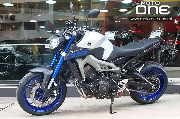 2015 YAMAHA MT-09 ��{Race Blu.