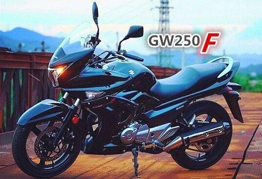 豪爵铃木发布新车型GW250F前瞻