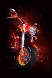 摩托车自燃有三个原因