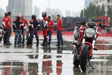 杜卡迪安全驾驶培训课程北京站明日开课啦