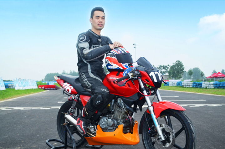 龙行天下乐驾山东CRRC全国公路摩托车锦标赛(临沂
