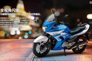 骊驰GW250F图解(6张)