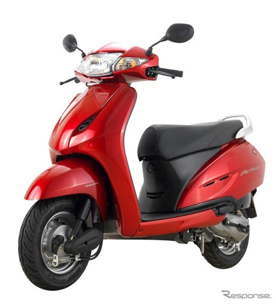 本田在印度建小型摩托车厂年产可达120万辆