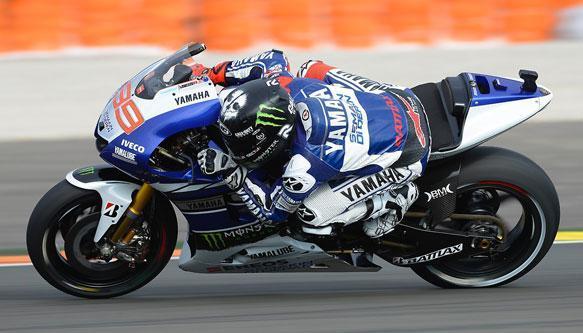 盘点2013十大MotoGP车手