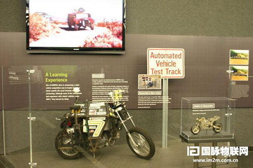 GoogleX实验室正尝试无人驾驶摩托车