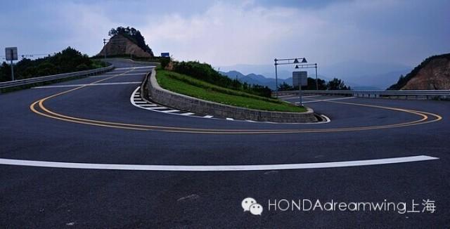 HondaDreamWing上海店10月四明山骑行活动召集