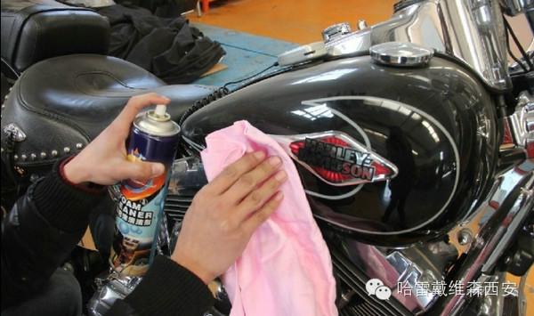 哈雷洗车八大技巧全方位速览