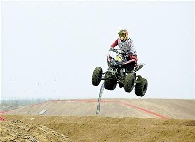邢台摩托车手夺得国际比赛冠军