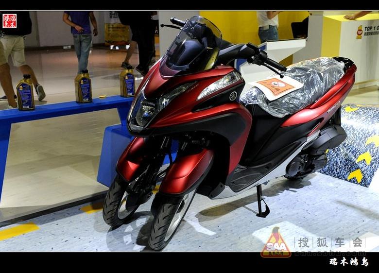2014北京酷车改装博览会摩托车巡礼