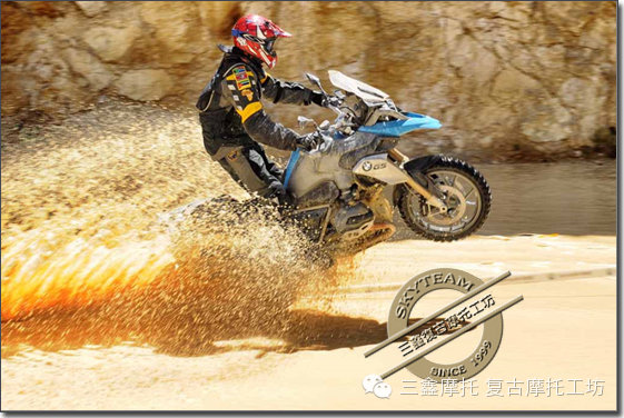 2014宝马摩托BMWGSTROPHY挑战赛