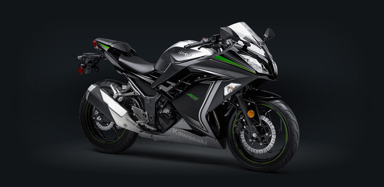 Kawasaki发布2015'Ninja300、Ninja650、Ninja1