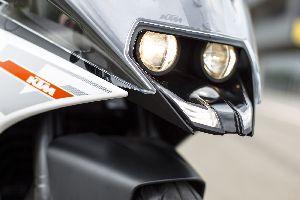 KTM2014 RC 390  局部细节