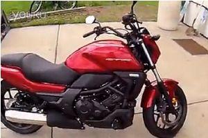 本田Honda CTX700N摩托车视频