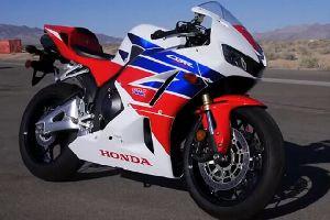 本田Honda 2013 CBR600RR摩托车视频