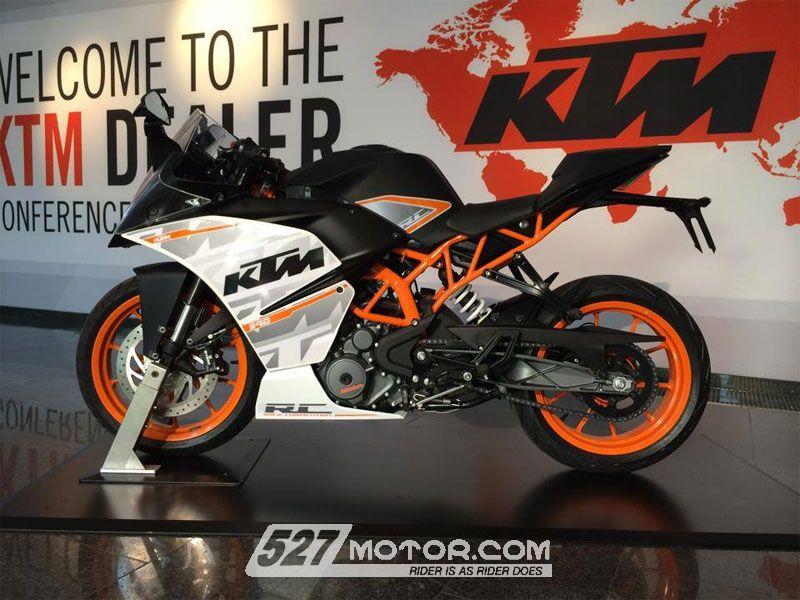KTMRC390即将印度发布售价3635美元