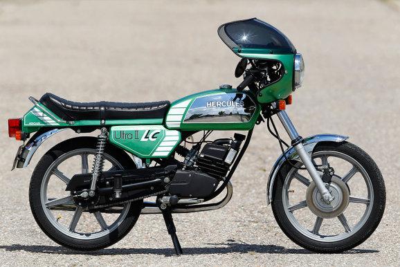 80年代精品绝版摩托车