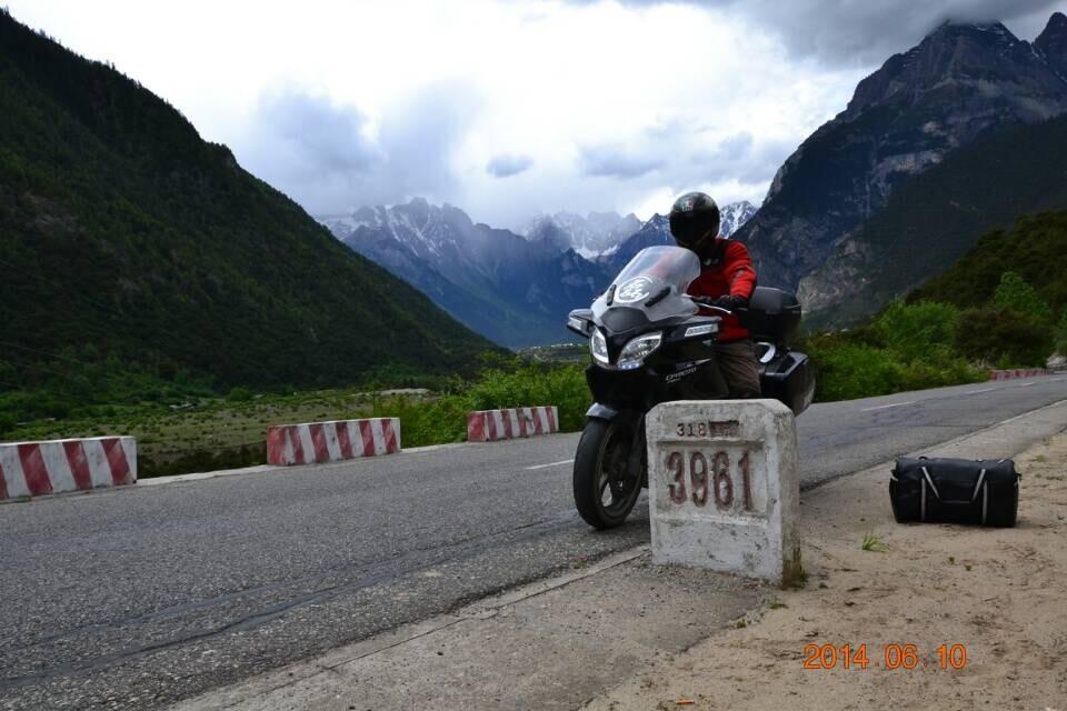西藏蜜月之旅春风650与我们同行