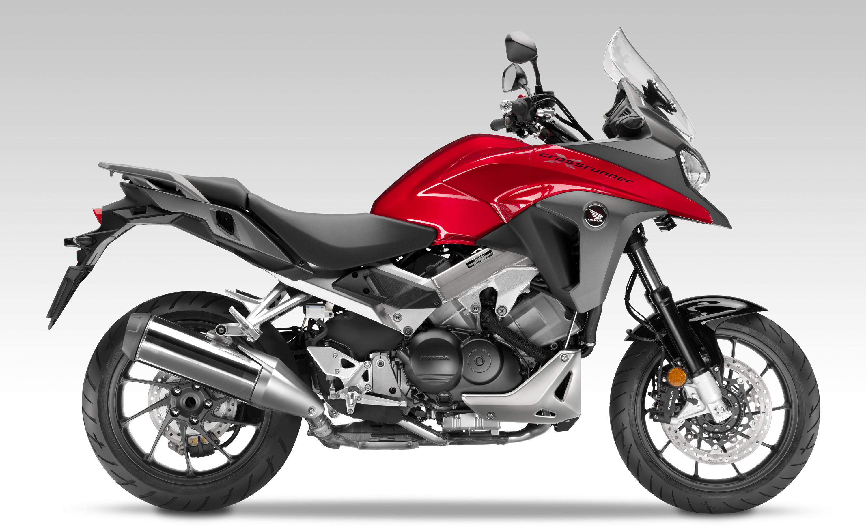 Honda发布2015款VFR800XCrossrunner欧洲版