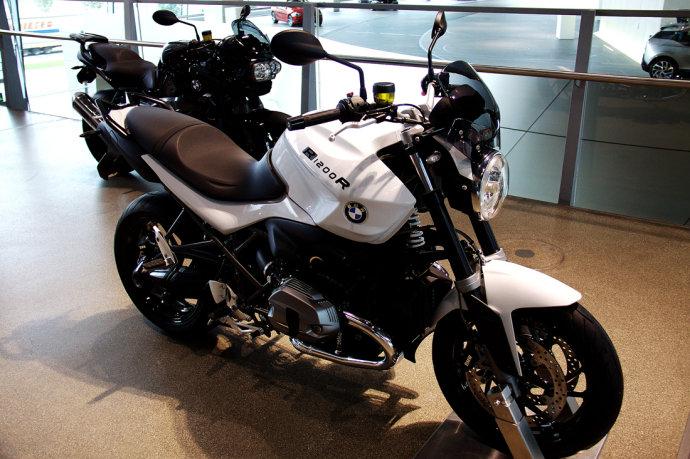 宝马世界之摩托车发动机(2)
