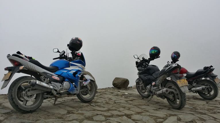GW250自由之旅DAY27:丹巴至雅安,行走在山脊上