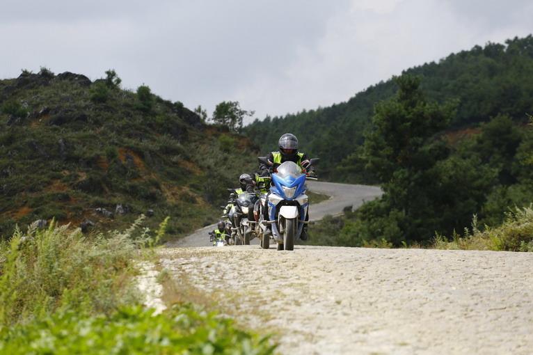 GW250自由之旅DAY32:昭通至石林古典赛道的考验