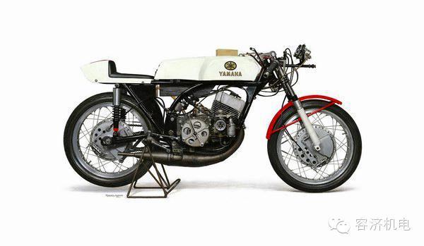 手绘摩托车令人惊叹