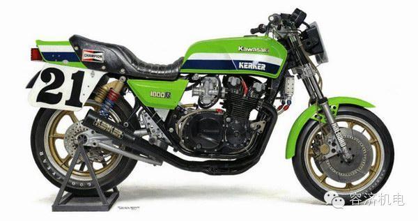 32个赞!手绘摩托车令人惊叹