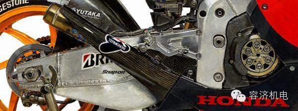 手绘摩托车令人惊叹(2)
