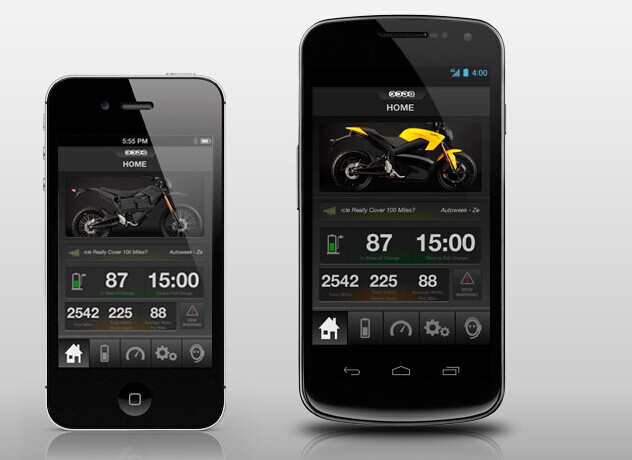 十年磨一剑Zero推出2015版电动摩托车