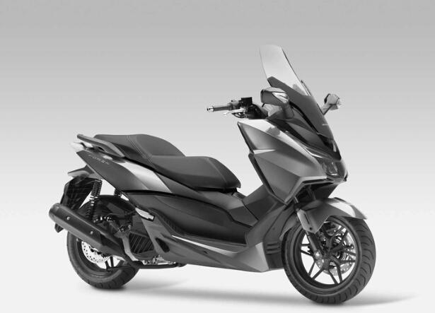 本田发表高性能踏板Forza125