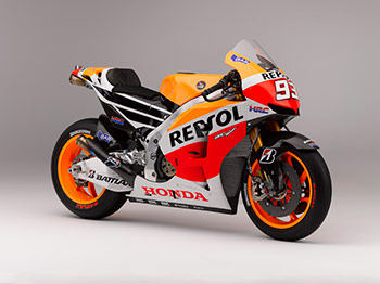 Honda将携MotoGP冠军车型亮相摩博会