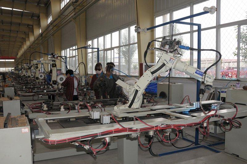 偃师市三轮摩托车产业迈入机器人时代