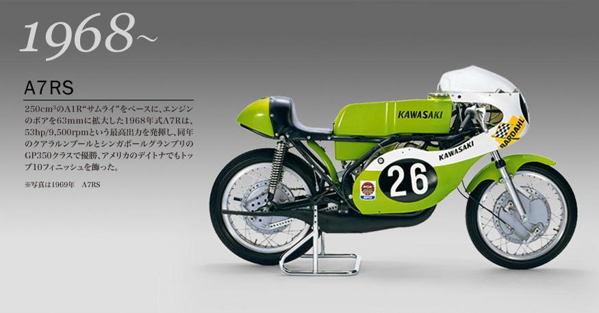 "Kawasaki的""绿化""赛车史"
