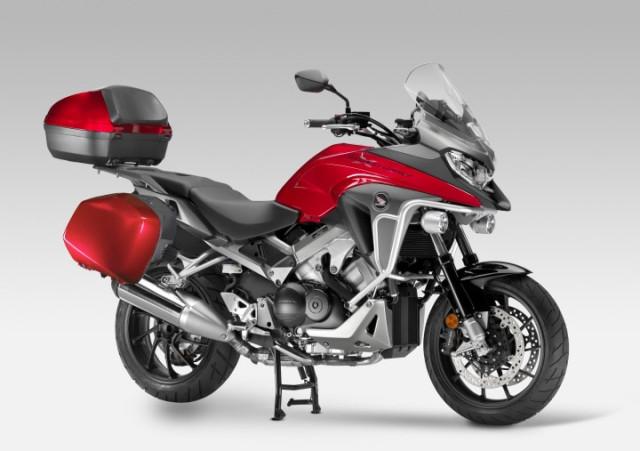 多功能升级版Honda2015款VFR800XCrossRunner