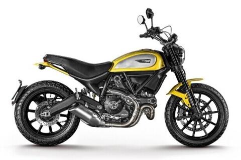 杜卡迪 Ducati 自游Scrambler