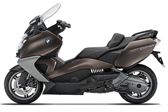 宝马 BMW2015'C 650 GT