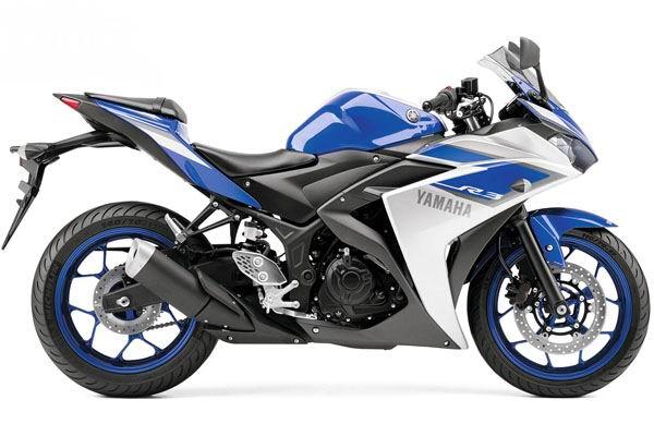 雅马哈 Yamaha2015'YZF R3