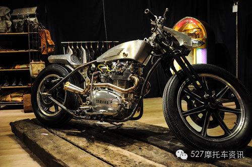 走进小众车型 复古摩托车的世界