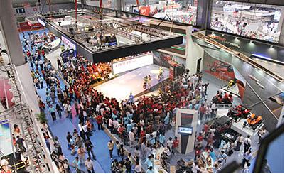 """全球知名零部件展商""""抢滩""""中国摩博会"""