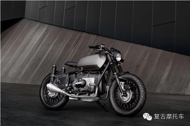 宝马复古摩托车BMWR69S