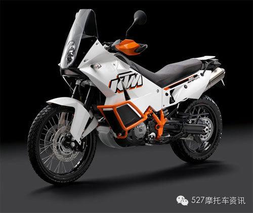 KTM将在ECIMA上推出1050Adventure