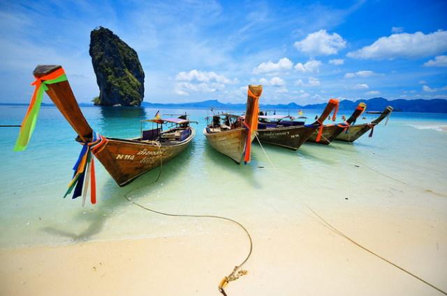 月薪三千的你?#37096;?#20197;计划一次泰国之旅