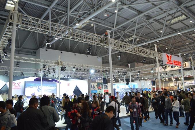 第十三届中国摩博会观众组织再升级