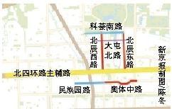 APEC期间北京三轮汽车、摩托车六环内禁驶