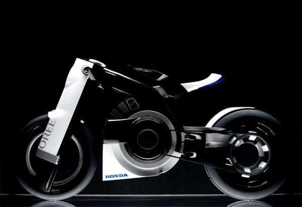 那些脑洞大开的摩托车产品设计