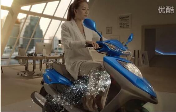 更佳节能更强动能新大洲本田DIO电喷版