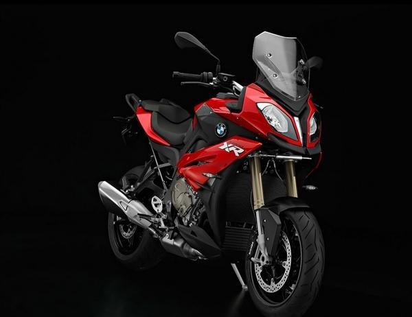 宝马的新摩托160马力,比哈弗H6还猛