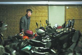 摩托车存放车棚被盗法院判看车人赔6800元